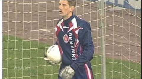 Ajax - Spartak Moskou (1998)