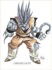 Goku ssj10 by CYBER-DBZ.CJB.NET