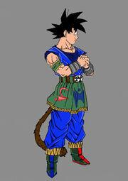 Goku AF by Giku7L