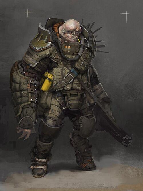 AZ - мутант Огн.Под.