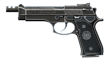Beretta92 modified small