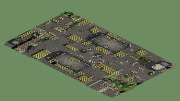 Azt map 13 Railway terminal part 2 collisions 1080