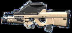 FN F2000 modified small