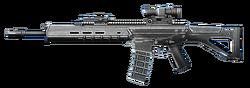 Bushmaster ACR modified small