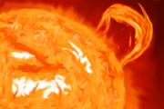 4-Solar Flare