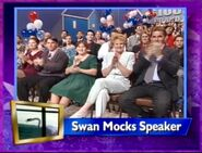Swan Mocks Speaker Season 6 Episode 8