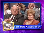 Seat Belt Attacks Man Season 5 Episode 16