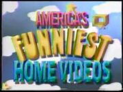 America's Funniest Home Videos 1989 Logo