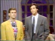 Dave Coulier Bob Saget Season 1 Episode 14