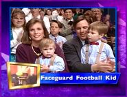 Faceguard Football Kid Season 5 Episode 16