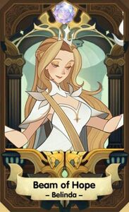 Belinda Hero Card