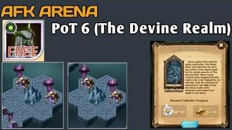AFK Arena, Walkthrough Peak of Time 7 - The Devine Realm