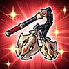 Tank weapon 10