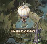 Voyage of Wonders