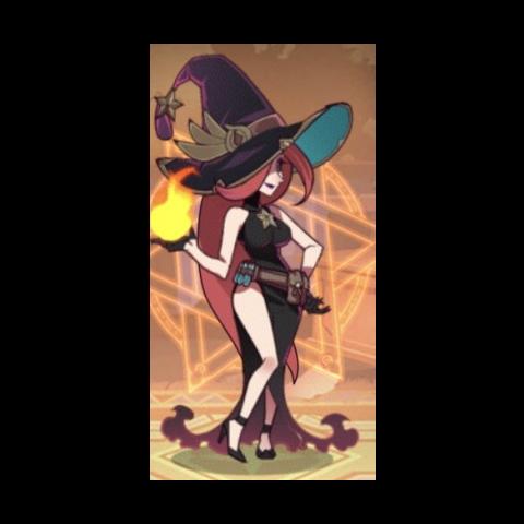 Mirael's legendary sprite.