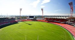 Showground Stadium 3