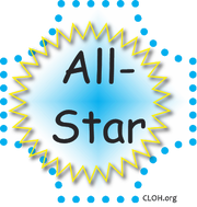 All-Start badge 1