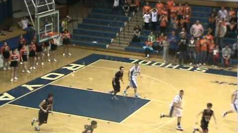 Coach Kelsch Final Shot. AHS vs Scott High @ Mason County 10th Region