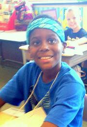 Alvin Johnson headband