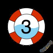 SKWIM Badge Level 3