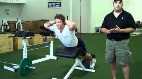 Cal Strength Extensions with Glenn Pendlay