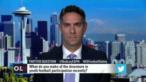 OTL Discussion High School Football Safety, Part 1