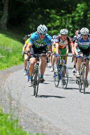Erik Tour of Tucker Co 2011