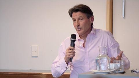 Lord Sebastian Coe - Address to New Zealand Sports Leaders