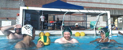 Pick-up water-polo