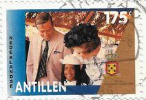 Stamp-Netherlan-Antilles