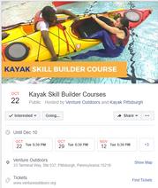 Kayak-course-Venture Outdoors