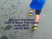 Summer Dreamers did the Liberty Mile