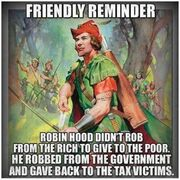 Robin-hood-robbing