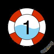 SKWIM Badge Cert Level 1