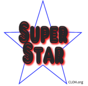 Super-Star badge 1