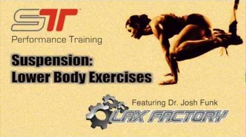 Exercises/suspension