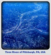 Pgh from airplane