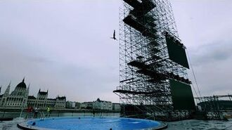 Budapest, 2017 FINA High Diving location