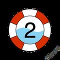 SKWIM Badge Level 2.png