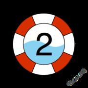 SKWIM Badge Level 2