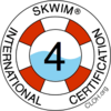 SKWIM Badge Level 4