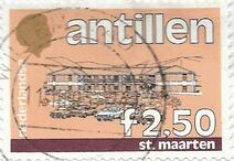 Stamp-ST-Maarten