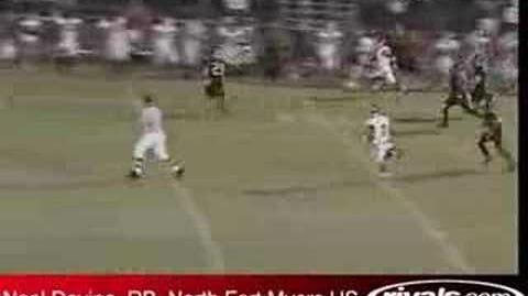 FANtastic football clips No. 1 - Noel Devine