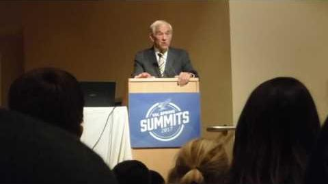 Ron Paul closes the Liberty Summit in Pittsurgh in 2017