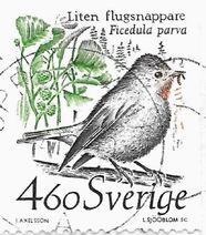 Stamp-SWED-bird