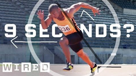Why It's Almost Impossible to Run 100 Meters In 9 Seconds WIRED