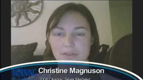 Christine Magnuson Interview