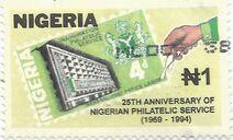 Stamp-NIGERIA