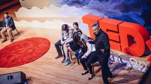 """""""Is Hypnosis Fake?"""" Hypnotist stuns TEDX crowd-0"""