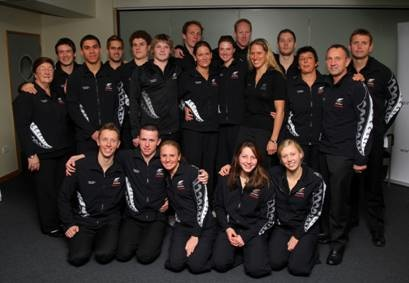 NZL-2008Olympic-swimteam
